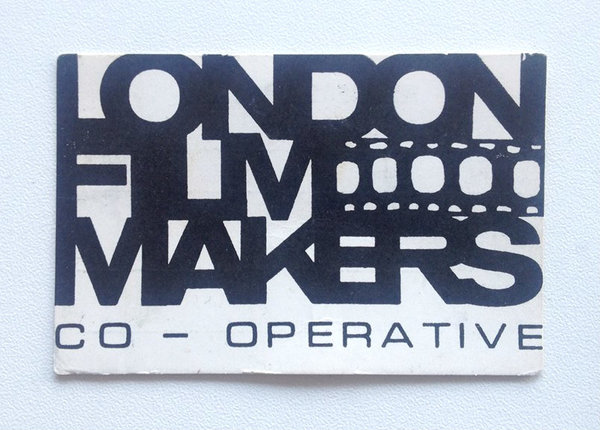 50 Years of London Filmmakers Co-operative