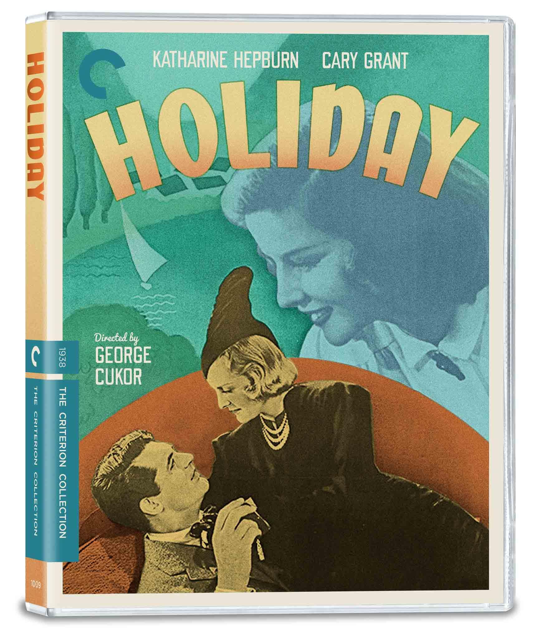 Buy Holiday (Blu-ray)