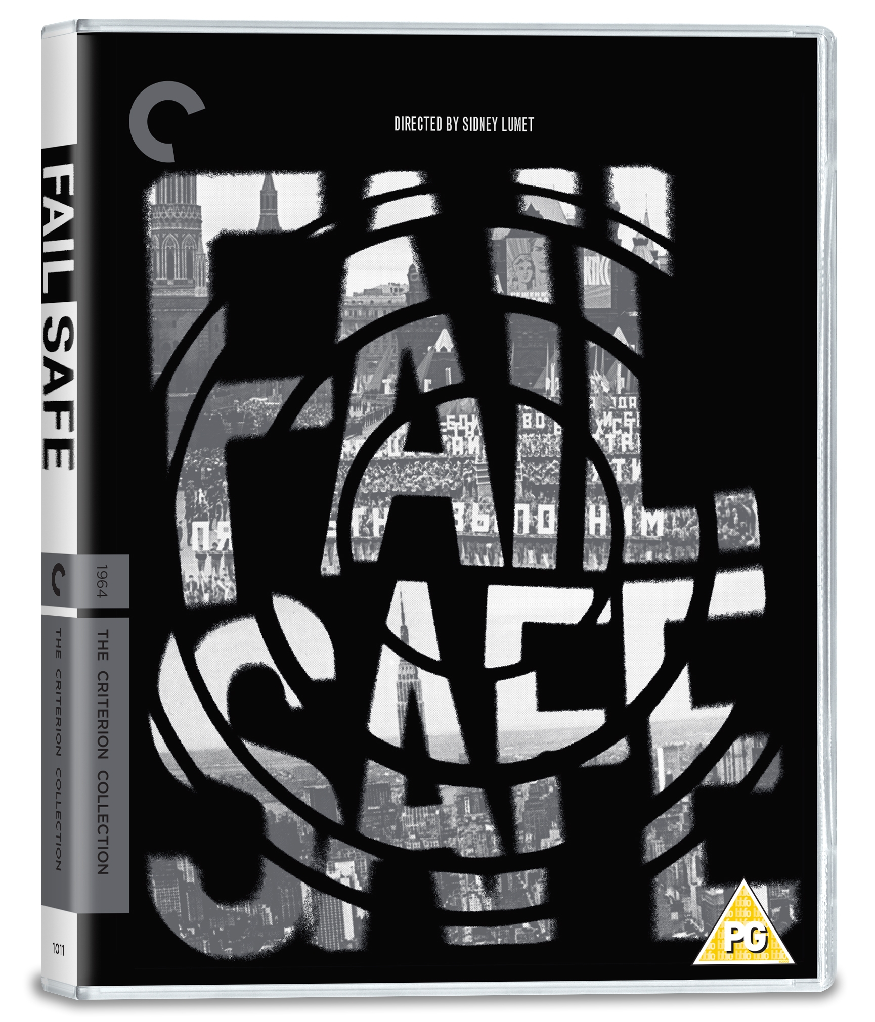 Buy PRE-ORDER Fail Safe (Blu-ray)