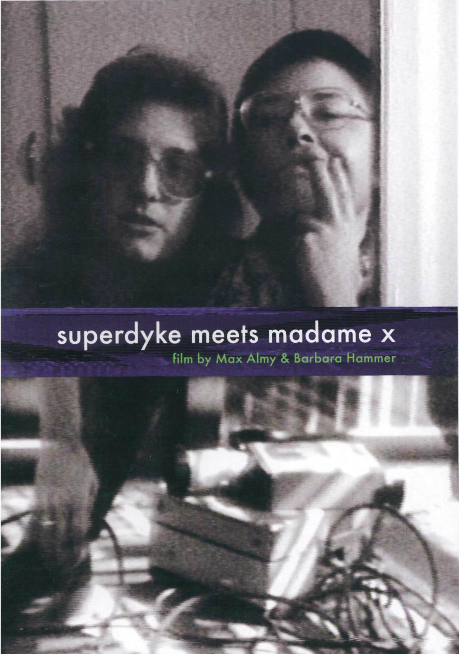 Buy Superdyke meets Madame X