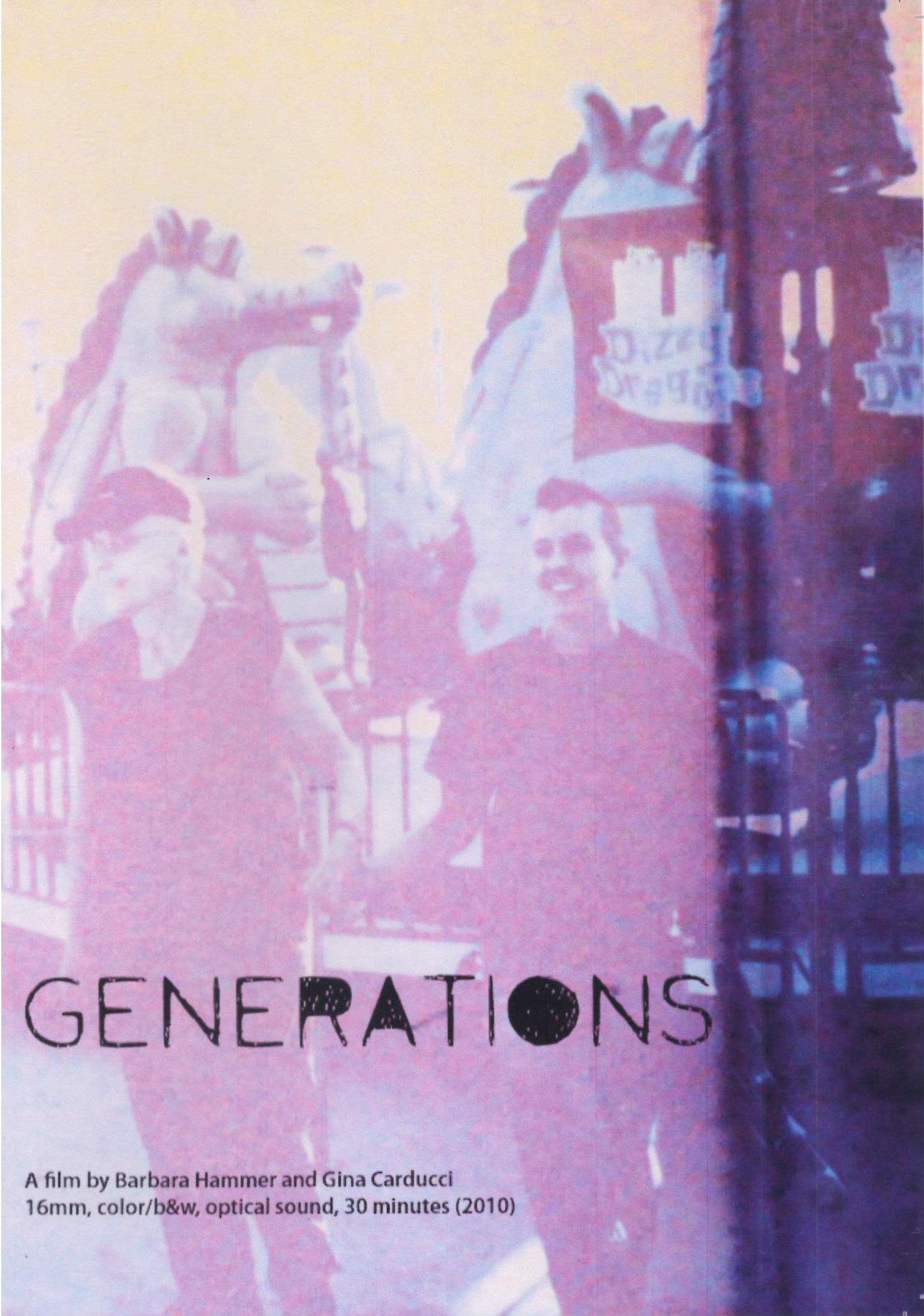Buy Generations