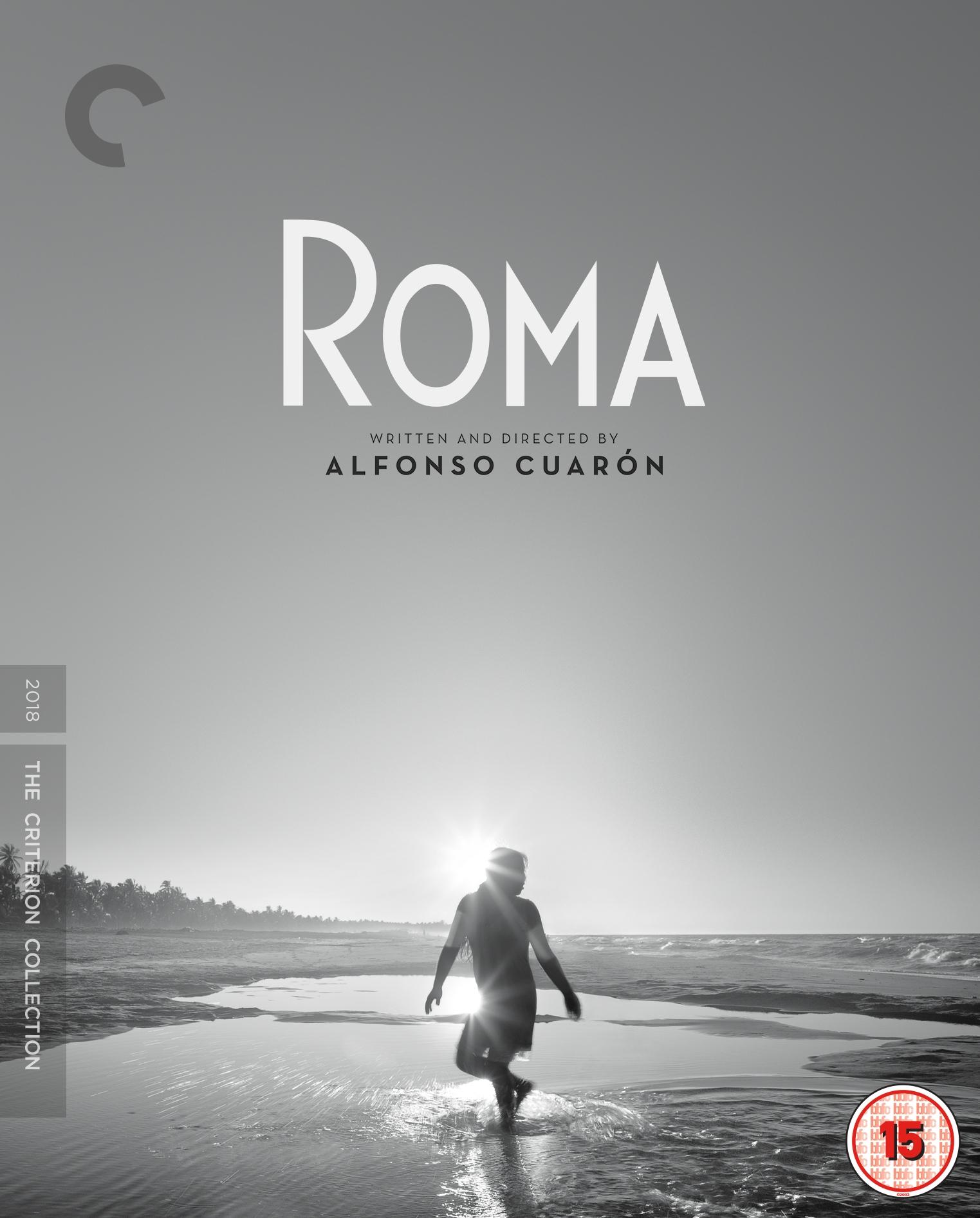 Buy Roma (Blu-ray)