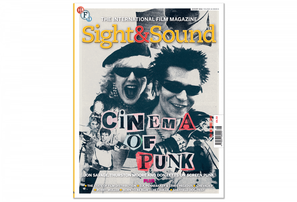 Buy August 2016 Sight & Sound