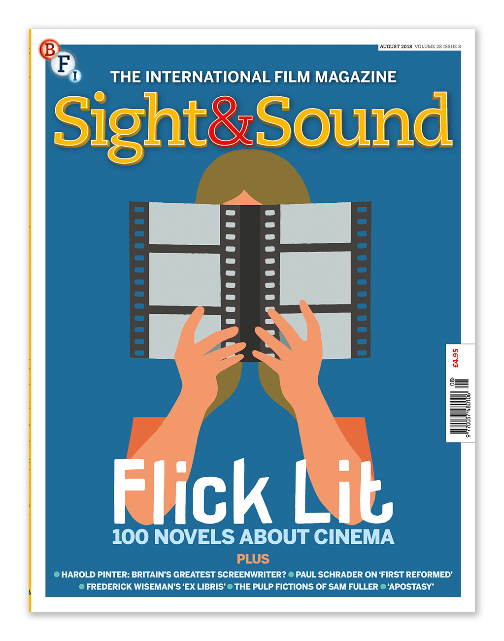 Buy Sight & Sound August 2018