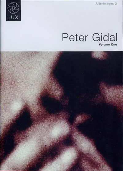 Buy Afterimages 2: Peter Gidal Volume One