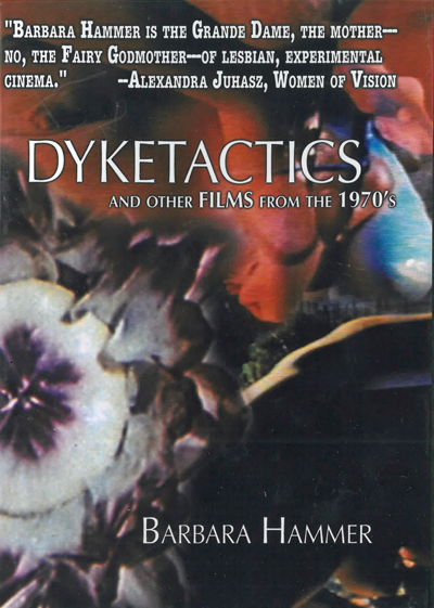 Buy Dyketactics: And Other Films From the 1970s