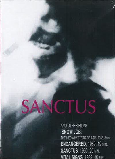Buy Sanctus: And Other Films