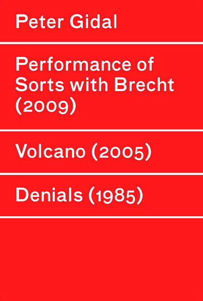 Buy Performance of Sorts with Brecht, Volcano, Denials