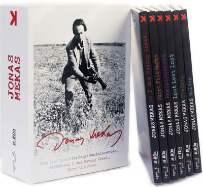 Buy The Major Works Collection: The Brig; Walden; Reminicences; LostLostLost; As I Was Moving Ahead; Short Film