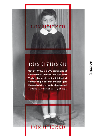 Buy Conditioned: Experimental Film and Video art From Turkey