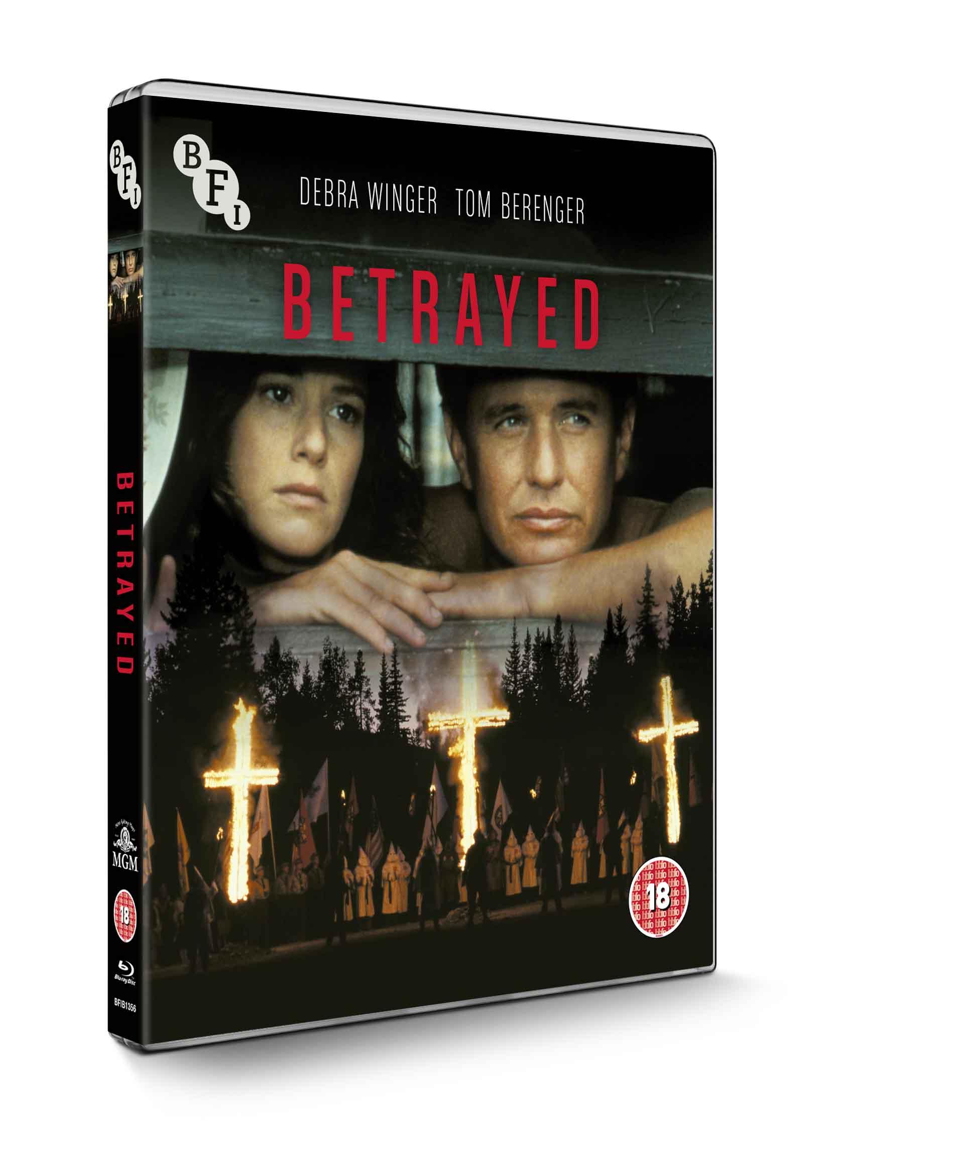 Buy Betrayed (Blu-ray)