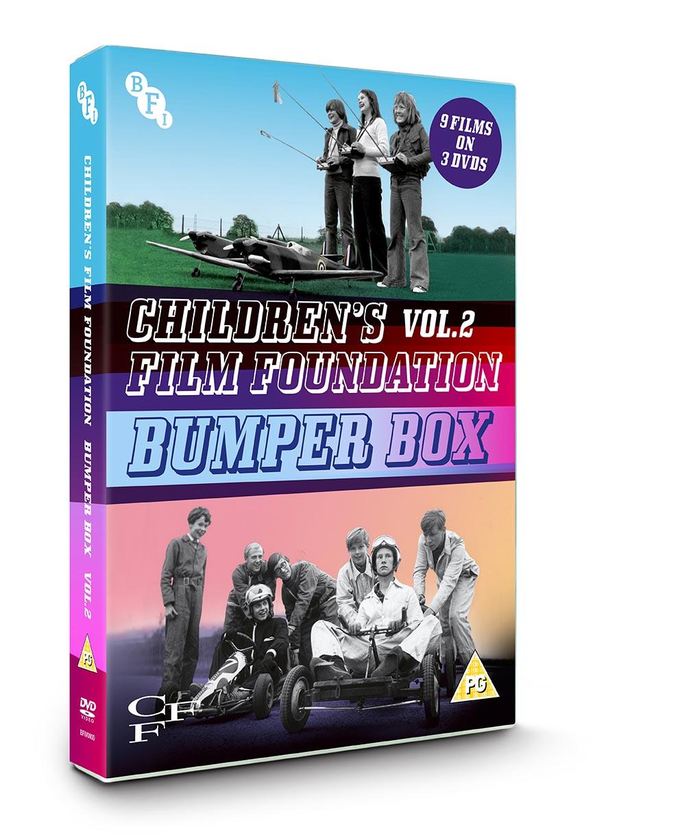 Buy Children's Film Foundation Bumper Box Vol. 2 (DVD)
