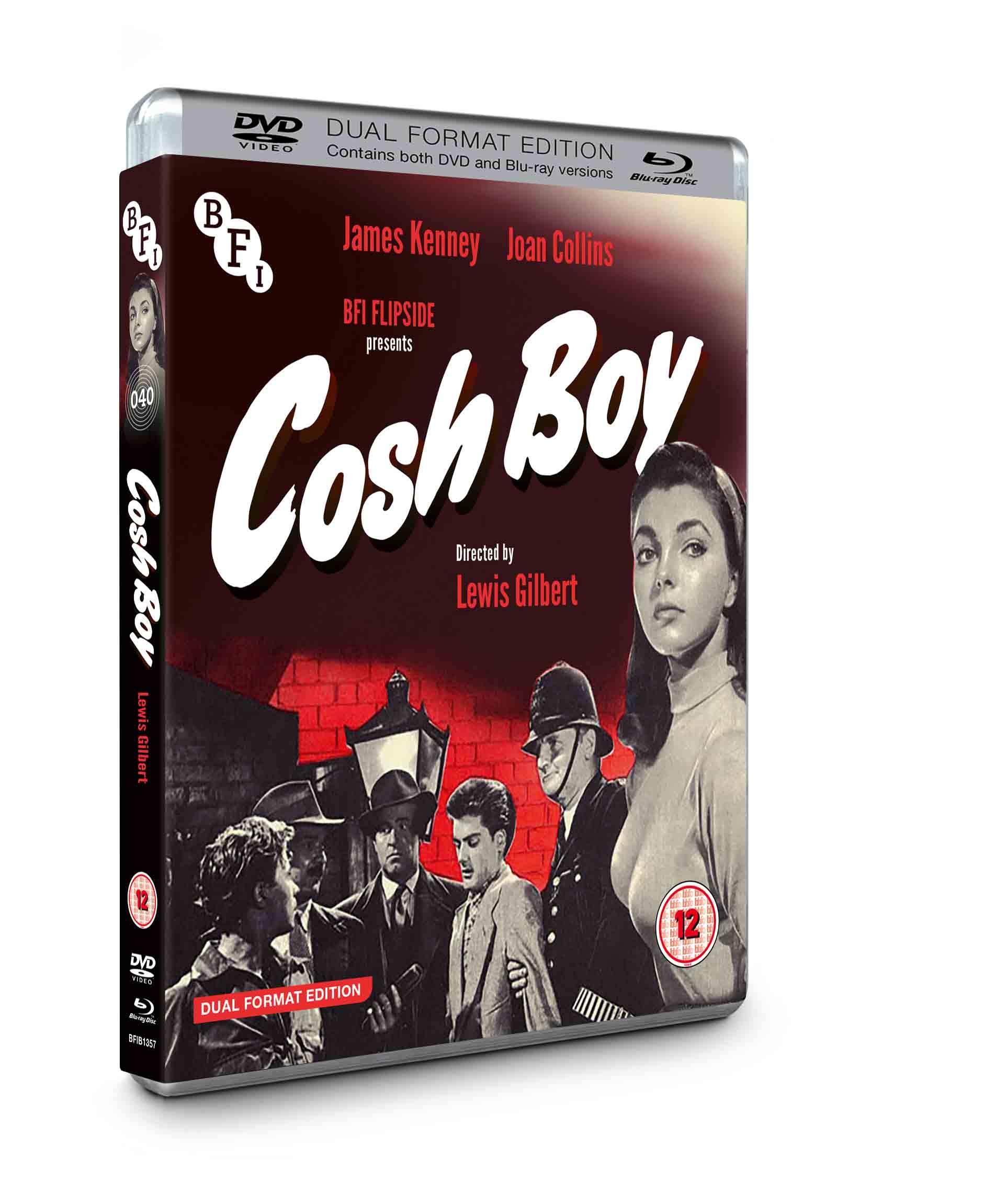 Buy PRE-ORDER Cosh Boy (Flipside 040) (Dual Format Edition)