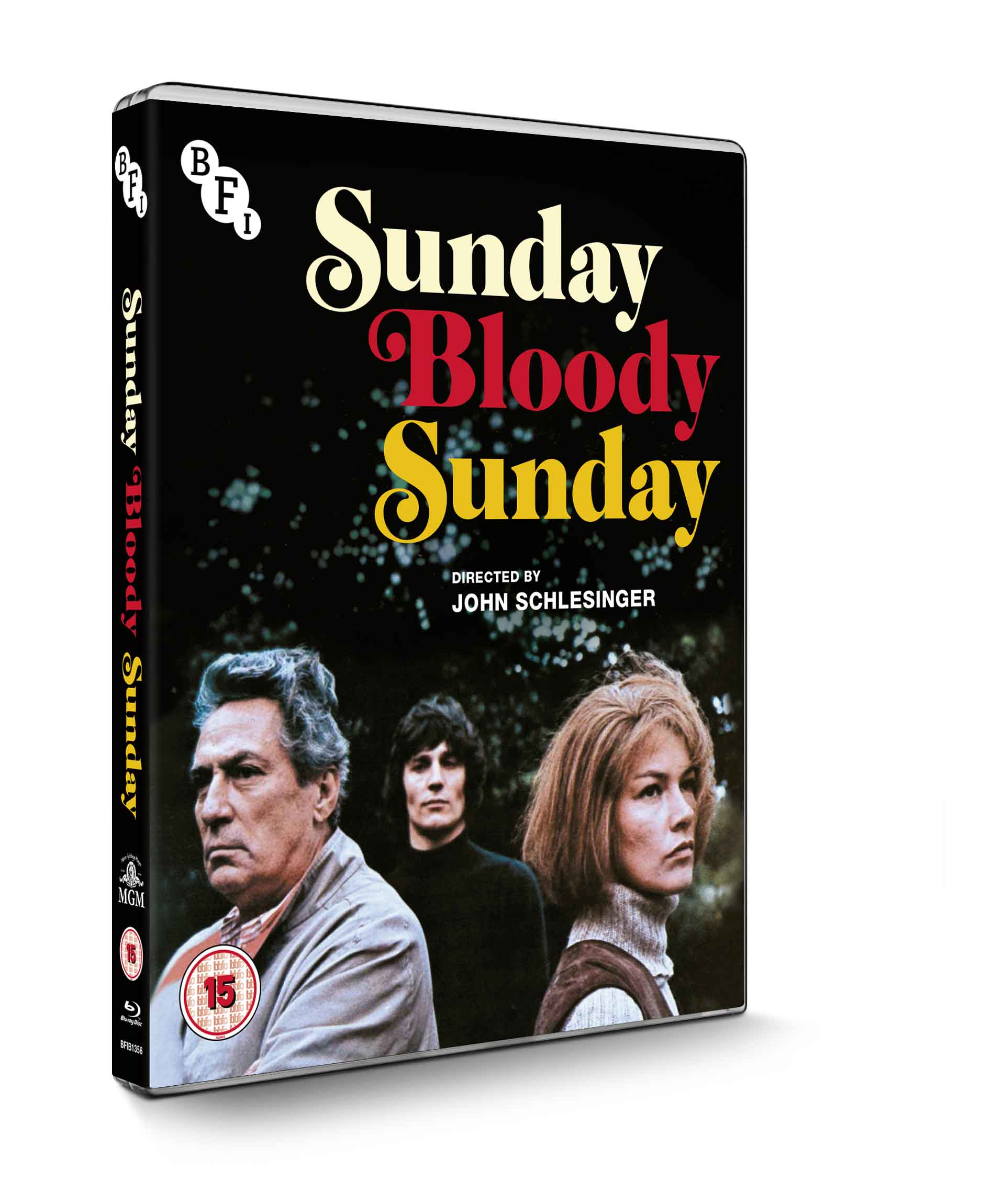 Buy Sunday Bloody Sunday (Blu-ray)
