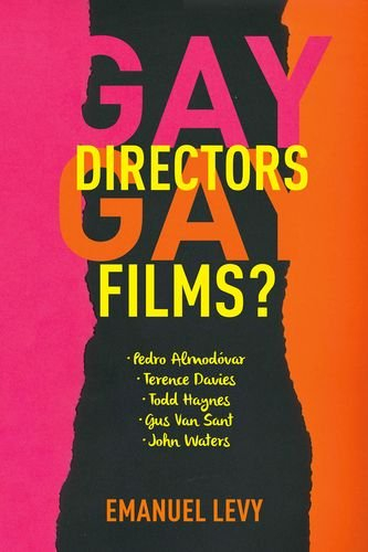 Buy Gay Directors, Gay Films?