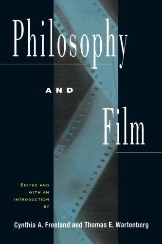 Buy Philosophy and Film