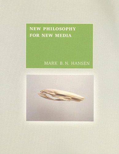 Buy New Philosophy for New Media