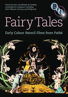 Buy Fairy Tales: Early Colour Stencil films from Pathe (DVD)