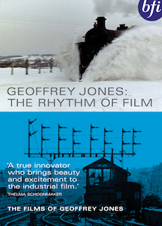 Buy Geoffrey Jones: The Rhythm of Film