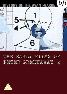 Buy The Early Films of Peter Greenaway Volume 2
