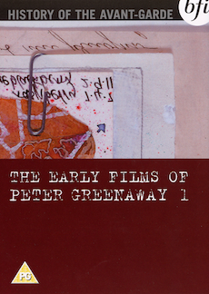 Buy The Early Films of Peter Greenaway Volume 1