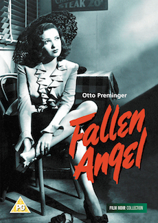 Buy Fallen Angel (DVD)