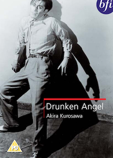 Buy Drunken Angel (DVD)