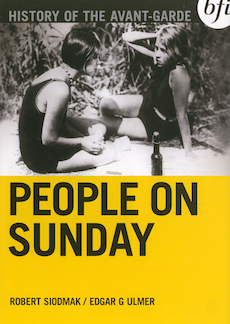 Buy People on Sunday (DVD)