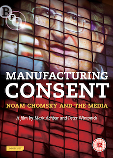 Buy Manufacturing Consent: Noam Chomsky and the Media (DVD)