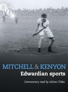 Buy Mitchell & Kenyon: Edwardian Sports (DVD)