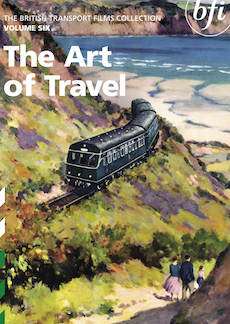 Buy British Transport Films Volume Six: The Art of Travel (2-DVD set)