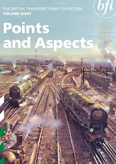 Buy British Transport Films Volume Eight: Points and Aspects (2-DVD set)