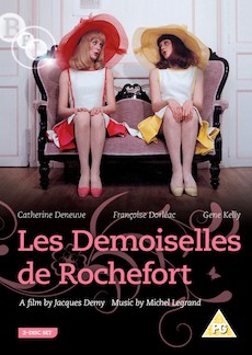Buy Les Demoiselles de Rochefort (2-DVD set)