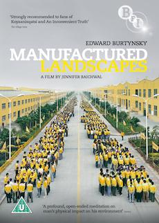 Buy Manufactured Landscapes (DVD)