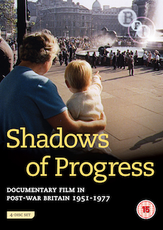 Buy Shadows of Progress (4-DVD set)