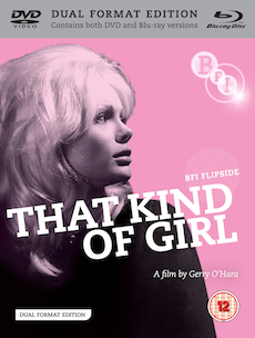 Buy That Kind of Girl (Flipside 008) (Dual Format Edition)