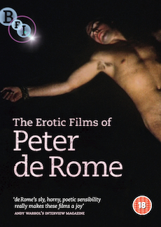 Buy The Erotic Films of Peter de Rome (DVD)