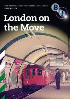 Buy British Transport Films Volume Ten: London on the Move (2-DVD set)