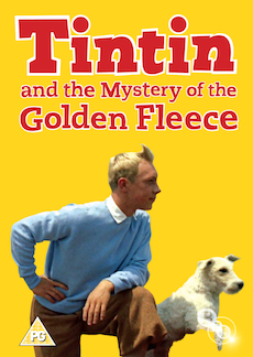 Buy Tintin and the Mystery of the Golden Fleece (English dub only)