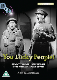 Buy You Lucky People! (DVD)