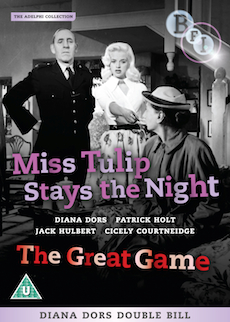 Buy Miss Tulip Stays the Night + The Great Game