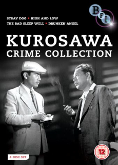 Buy Kurosawa Crime Collection (4-DVD set)
