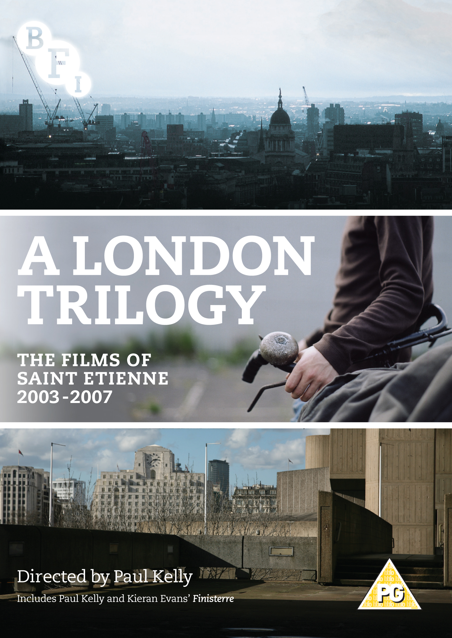 Buy London Trilogy - The Films of Saint Etienne, A  (DVD)