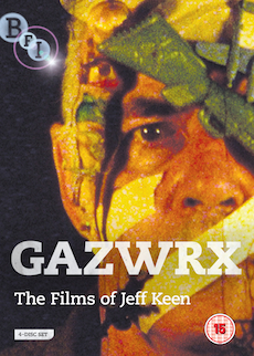 Buy GAZWRX: The Films of Jeff Keen (4-DVD set)