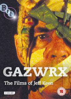 Buy GAZWRX: The Films of Jeff Keen (4-DVD set)