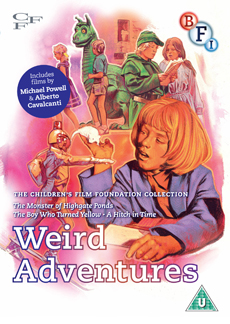 Buy Children's Film Foundation Collection Volume Three: Weird Adventures (DVD)