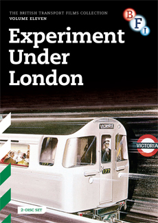 Buy British Transport Films Volume Eleven: Experiment Under London (2-DVD set)