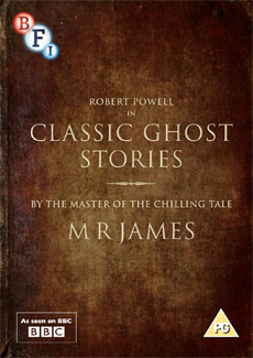 Buy Classic Ghost Stories of M. R. James (DVD)