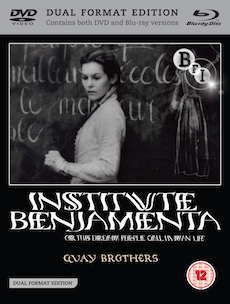 Buy Institute Benjamenta (Dual Format Edition)