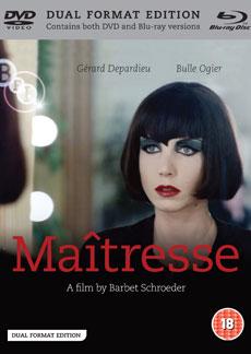 Buy Maitresse (Dual Format Edition)